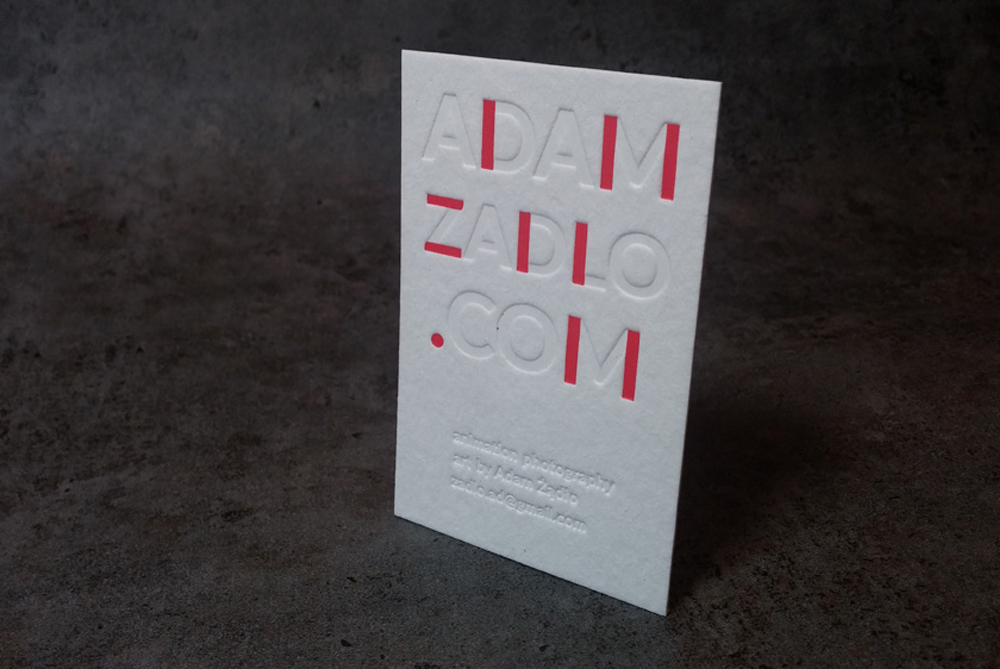 Высокая печать, Леттерпресс, Letterpress
